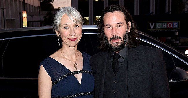 Keanu Reeves & Girlfriend Alexandra Grant Reportedly Reunite with His 'Matrix 4' Co-stars in Berlin