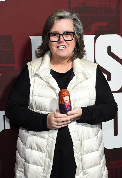 "Rosie O'Donnell at the premiere of Netflix's ""Russian Doll"" Season 1 at Metrograph on January 23, 2019 