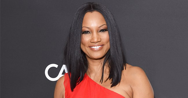 Garcelle Beauvais' Shares Throwback Photo of Her Wearing a Striped Top — See Fan Reactions