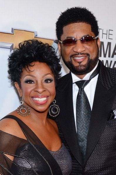 Gladys Knight and husband William McDowell at the 44th NAACP Image Awards/ Source: Getty Images