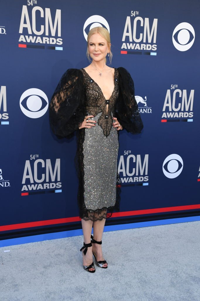 Nicole Kidman attends the 54th Academy Of Country Music Awards at MGM Grand Garden Arena | Photo: Ethan Miller/Getty Images