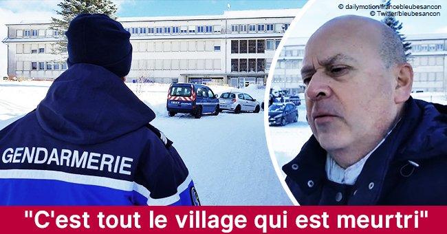 Doubs : Un jeune homme a été retrouvé mort dans la neige dans une école secondaire (Vidéo)