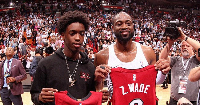 Dwyane Wade & Gabrielle Union Pen Sweet Tributes as They Celebrate Son Zaire's 19th Birthday