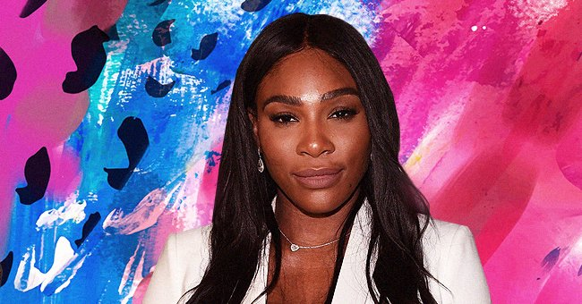 Serena Williams Puts Her Hourglass Figure on Display in a Skintight Dress & Matching High Heels