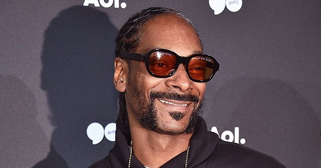 Snoop Dogg's Youngest Grandson Has Big Beautiful Eyes in a New Photo Shared by the Rapper