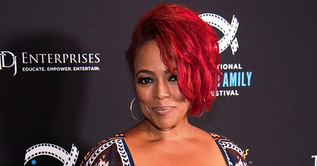 'RHOA' Star Kim Fields Warms Fan's Hearts with a Pic of Son Sebastian Giving Her Tons of Love