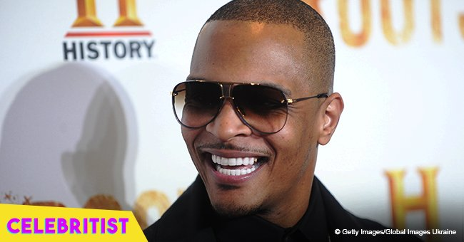 T.I. warms hearts with photos of his son Domani, 17, flaunting their uncanny resemblance