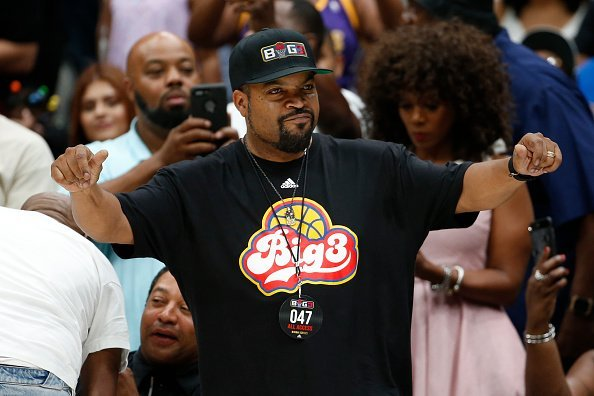Ice Cube  at American Airlines Center on August 17, 2019 in Dallas | Photo: Getty Images