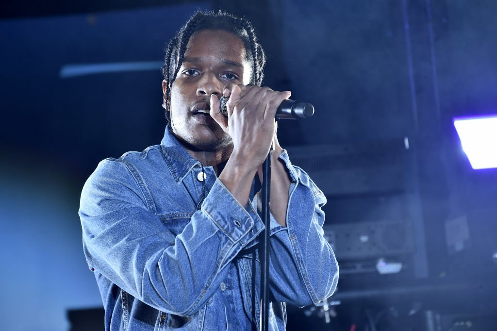 A$AP Rocky performing in New York City on Oct. 5, 2018. | Photo: Getty Images