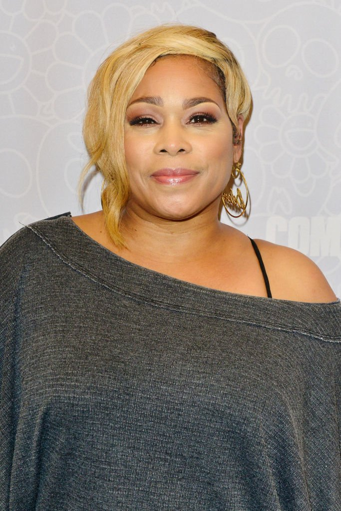 T-Boz at the Long Beach Convention Center on November 4, 2018 in Long Beach, California | Photo: Getty Images