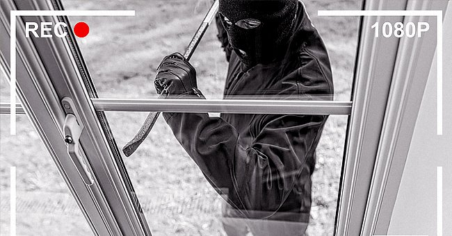 Burglars would soon try to break into the couple's house.   Photo: Shutterstock