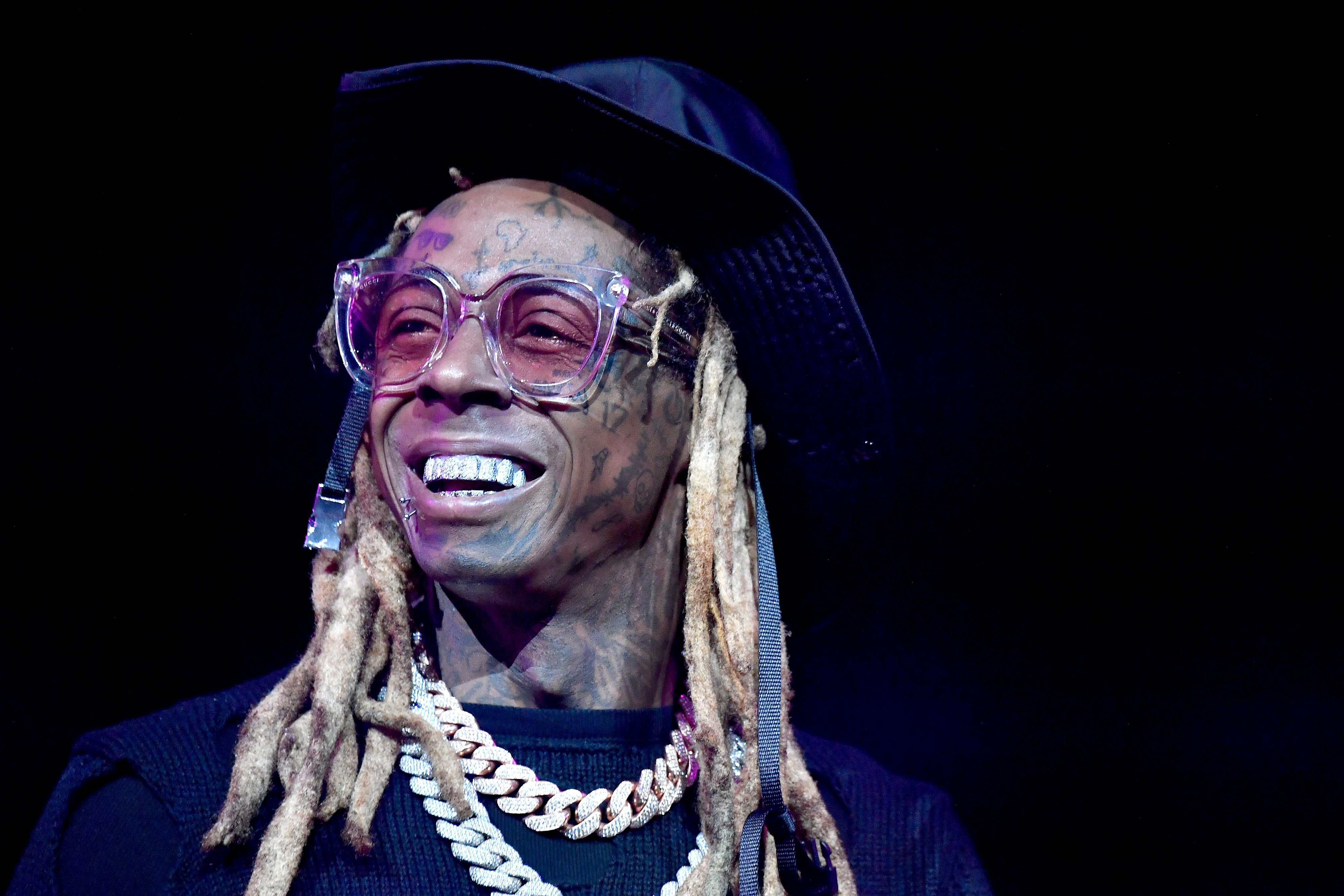Lil Wayne performs at the Bud Light Super Bowl Music Fest on January 30, 2020. | Source: Getty Images