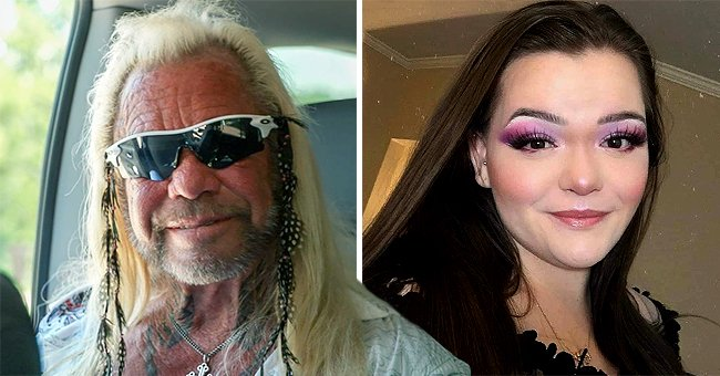 Dog the Bounty Hunter Posts Sweet Photo as He Wishes Happy Birthday to Youngest Daughter Bonnie