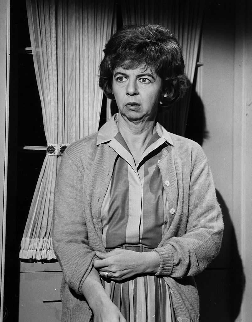 """Alice Pearce on """"The Very Informal Dress"""" on November 4, 1965. 