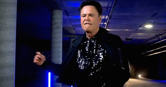 63-Year-Old Donny Osmond Shows Off Age-Defying Dance Moves in New Video: 'so Catchy'