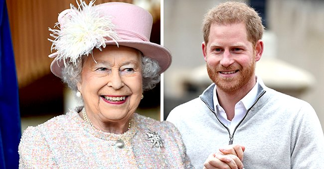 Daily Mail: The Queen Makes Magnanimous Gesture as She Invites Harry to Lunch