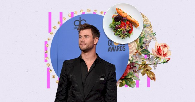 Unpacking Everything Chris Hemsworth Eats In A Day