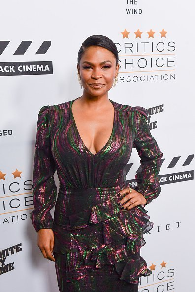 Nia Long at The Critics Choice Association celebration of Black Cinema at Landmark Annex on December 02, 2019 in Los Angeles, California.| Photo:Getty Images