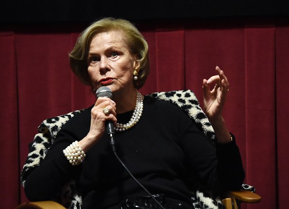 """Actress Nancy Olson attends a Q&A of the 70th Anniversary Screening of """"Sunset Boulevard"""" at the TCL Chinese 6 Theatres on January 27, 2020 in Hollywood, California 