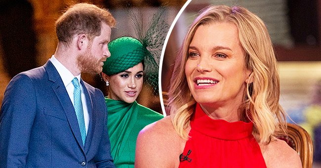 Julie Montagu Says Prince Harry and Meghan Markle Are at Point of No Return after LA Move
