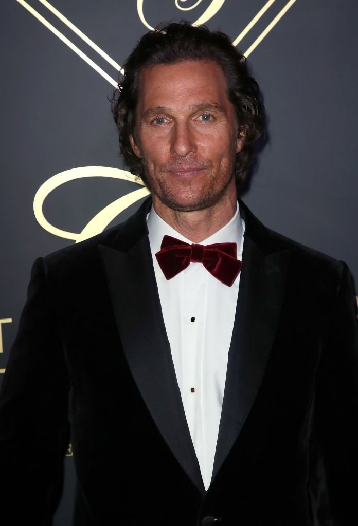 Actor Matthew McConaughey attends the City Gala 2018 at Universal Studios Hollywood on March 4, 2018 in Universal City, California. | Photo: Getty Images