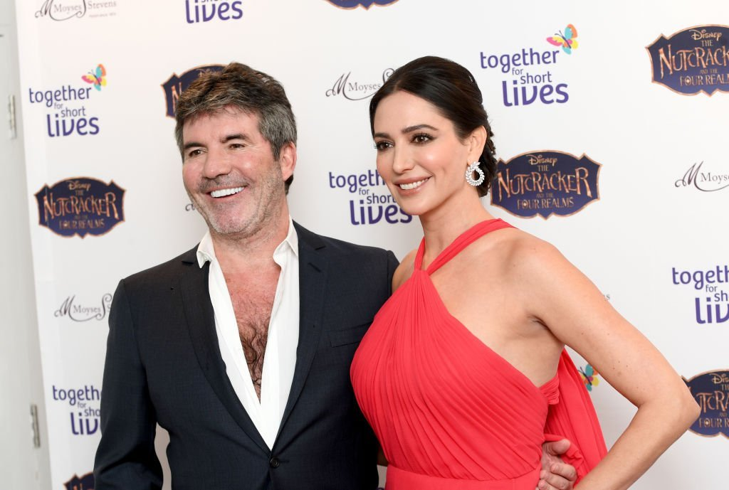 Simon Cowell and Lauren Silverman attend the Together For Short Livessss 'Nutcracker Ball' at One Marylebone | Photo: Getty Images