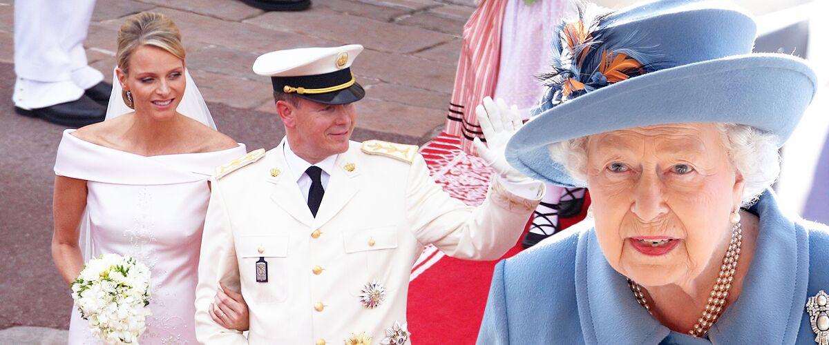 Albert et Charlene de Monaco, plus fortunés que la reine Elisabeth II