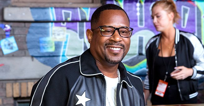 Martin Lawrence's Daughter Jasmin Looks Unforgettable Enjoying Her B-Day Party in a Mini Dress