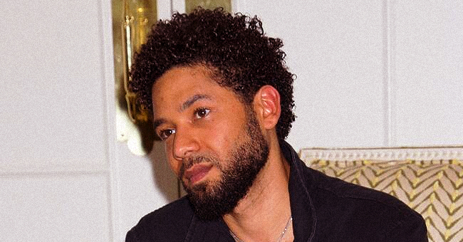 Former 'Empire' Star Jussie Smollett Reacts after Alleged Hate Crime Is Compared to Girl Who Lied about Cut Dreadlocks