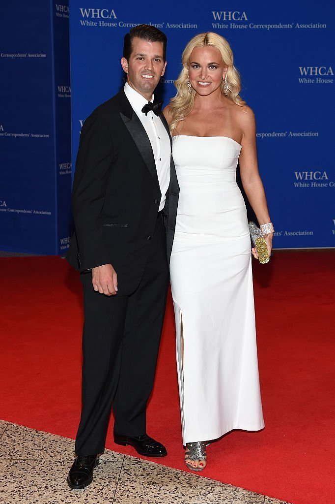 Donald Trump Jr.(L) and Vanessa Trump attend the 102nd White House Correspondents' Association Dinner on April 30, 2016 in Washington, DC.. | Photo: Getty Images