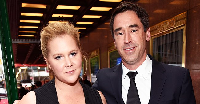 Watch Amy Schumer's Cute Son Gene Saying 'Dad' for the First Time