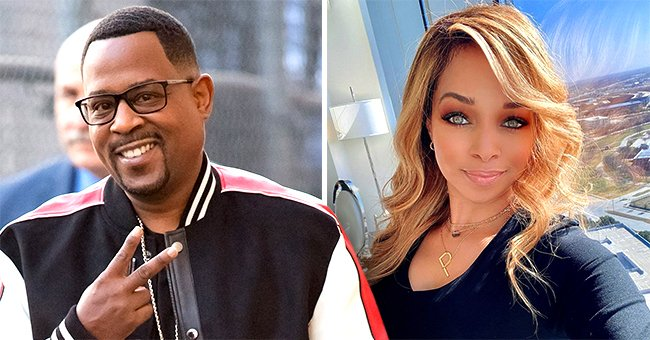 Martin Lawrence's Ex Pat Smith Shows All 5 of Her Kids in Sweet Snap Wearing Matching Outfits