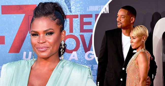 ET: Nia Long Opens up about Will and Jada Pinkett Smith's Relationship after Their 'Red Table Talk' Episode