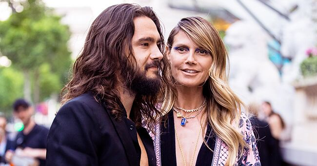 Heidi Klum Reveals Gold Wedding Ring during Her Romantic Honeymoon with Husband Tom Kaulitz in Italy