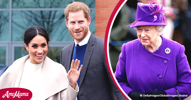 Key Differences between Meghan Markle Marrying Prince Harry & Queen Elizabeth's Wedding