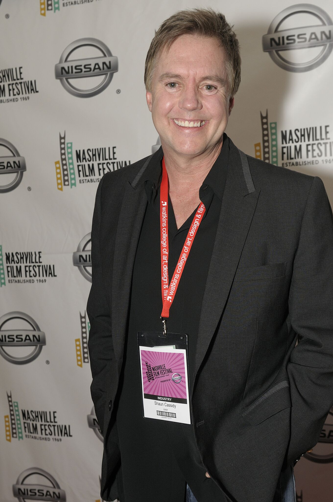 Shaun Cassidy attends the opening night of the 2011 Nashville Film Festival at Green Hills  | Getty Images / Global Images Ukraine