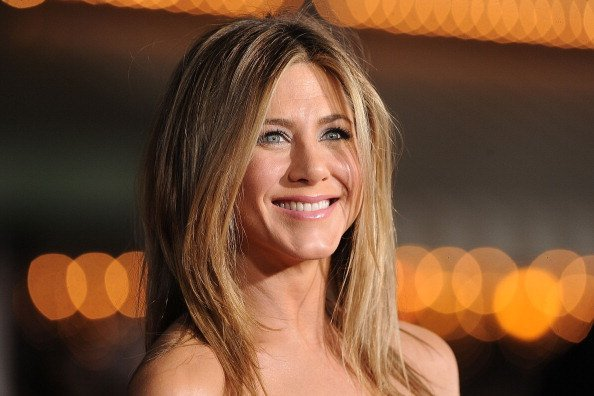 Jennifer Aniston at the premiere of Universal Pictures' 'Wanderlust' held in Westwood, California. | Photo: Getty Images.