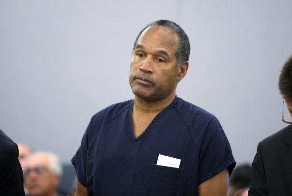 O.J. Simpson at the Clark County Regional Justice Center in Las Vegas, Nevada.| Photo: Getty Images.