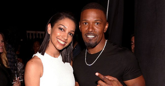Watch Jamie Foxx Celebrate with His Daughter Corinne after Her Emmy Award Win in a New Video