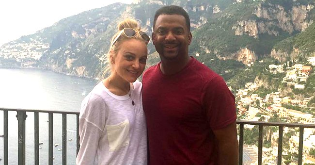 Alfonso Ribeiro's Daughter Ava Melts Fans' Hearts Wearing Pink PJs as She Tries Out Her New Bed