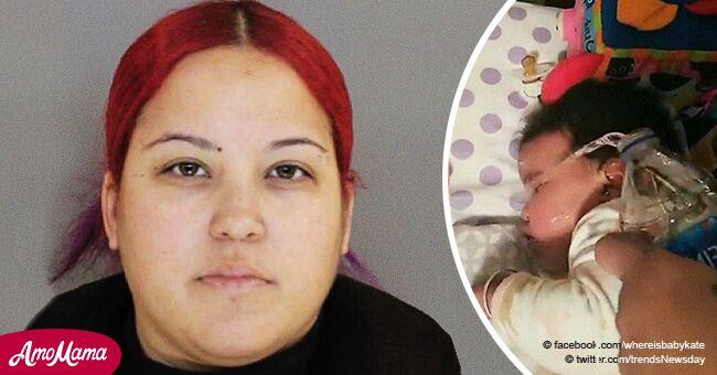"""Une maman arrêtée pour avoir versé de l'eau sur son bébé qui dort en guise de """"Revanche pour m'avoir réveillée"""""""