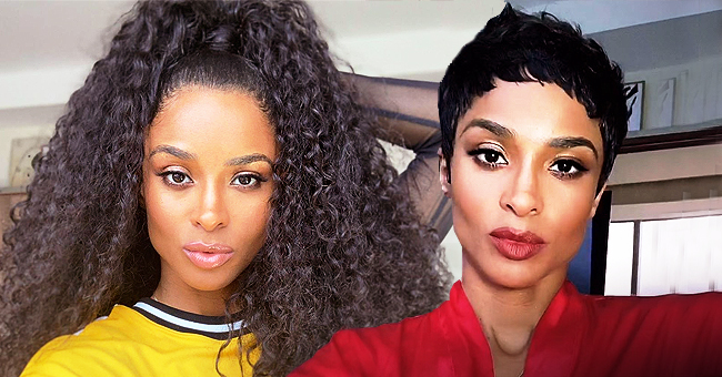 Ciara Channels Inner Toni Braxton as She Debuts Short Pixie Cut at ACE Awards
