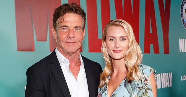 Actor Dennis Quaid Marries Younger Girlfriend Laura Savoie in a Santa Barbara Wedding