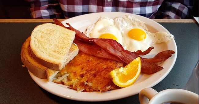 Daily Joke: Waitress Tells Woman She'll Have to Pay More for Breakfast Special