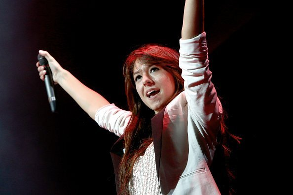 Christina Grimmie performs at the Prudential Center on October 20, 2013 | Photo: Getty Images