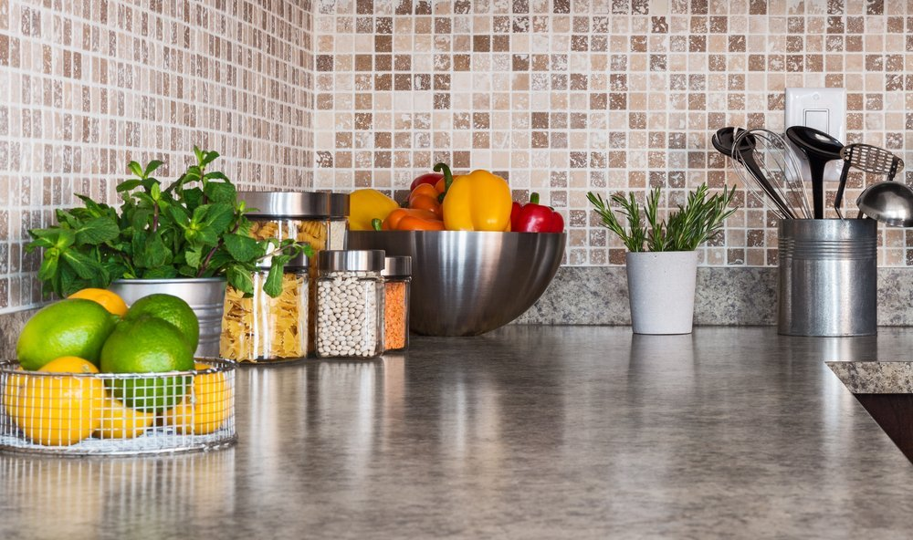 Clean kitchen counter | Photo: Shutterstock