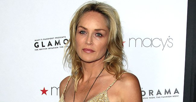 Sharon Stone, 62, Tried Online Dating but Had an Unpleasant Experience