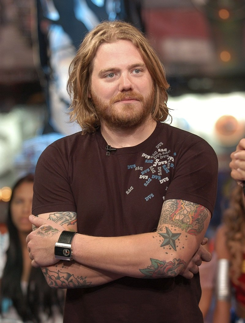 Ryan Dunn on October 31, 2005 at MTV Studios in New York City | Photo: Getty Images