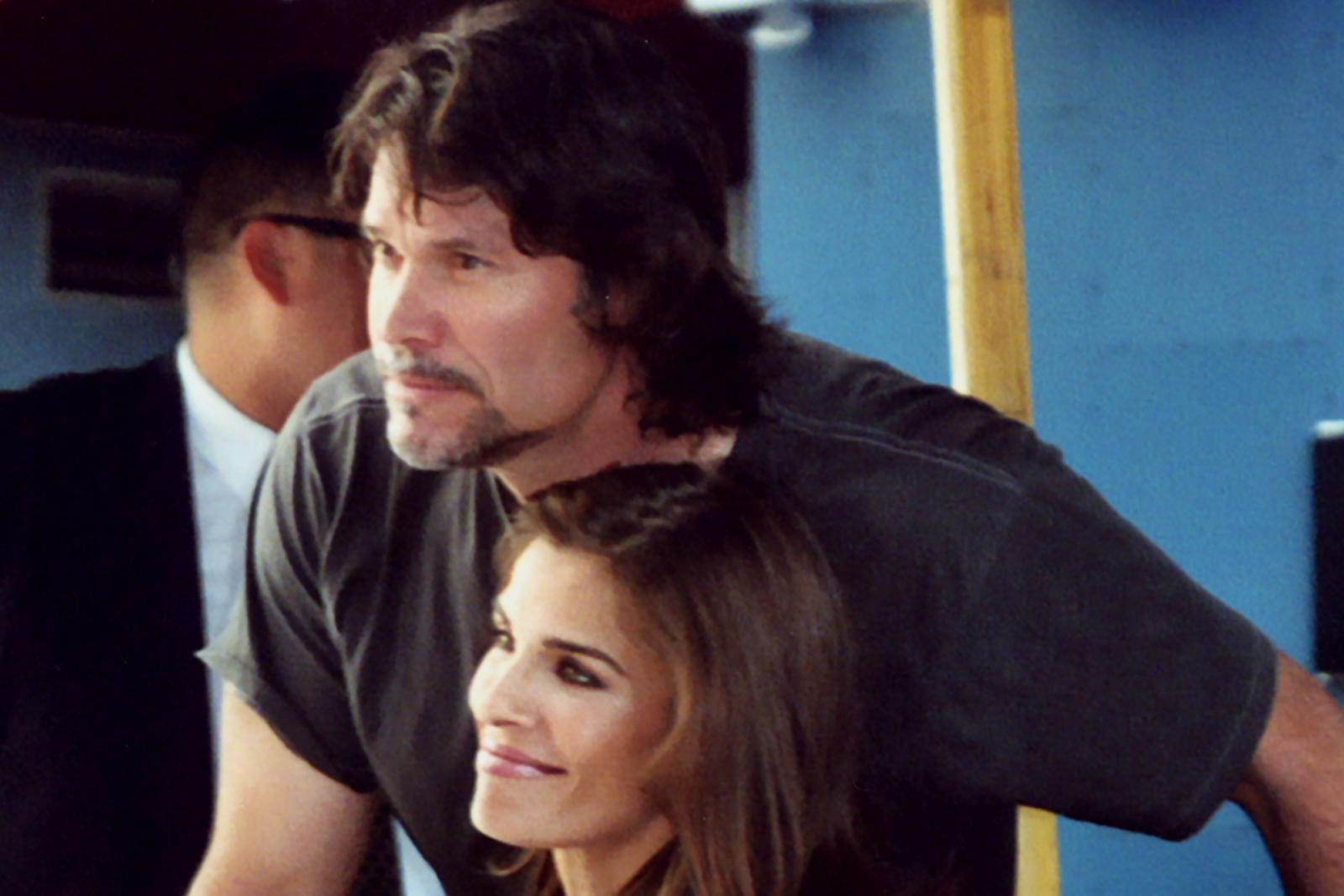 Peter Reckell andKristian Alfonso at Fan Fest 04. Image uploaded onDecember 21, 2006 | Photos: Wikipedia/Jennifer/Peter Reckell and Kristian Alfonso/CC BY-SA 3.0