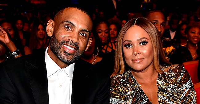 See How Tamia and Grant Hill Celebrated Their 21st Wedding Anniversary in This Adorable Video